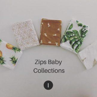 Absorbent Burp Cloth I 5 Pack